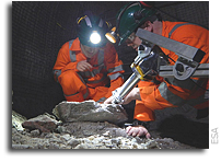 Testing Underground To Learn How To Find Life On Mars