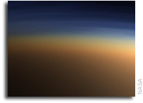 Cassini Discovery About Possible Prebiotic Chemistry At Titan
