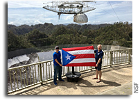 Statement on Impact of Hurricane Maria on Arecibo Observatory
