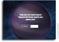 'Backyard Worlds' Website Lets the Public Search for New Nearby Worlds