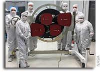 Transiting Exoplanet Survey Satellite Passes Critical Review