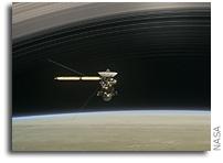 Cassini Prepares For Final Five Orbits Around Saturn