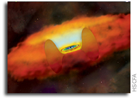 Early Black Holes May Have Grown in Fits and Spurts