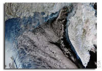 Earth from Space: Kamchatka, Russia
