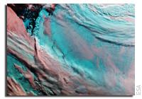 Earth from Space: Larsen Ice Shelf, Antarctic