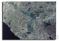 Earth from Space: Orange County, California
