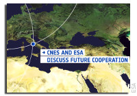 Earth from Space: Special Edition - A Discussion on Cooperation Between ESA and CNES