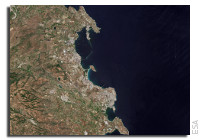 Earth from Space: Syracuse, Italy