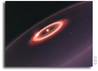 ALMA Discovers Cold Dust Around Proxima Centauri