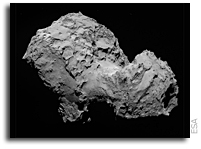 Does the Organic Material of Comets Predate our Solar System?