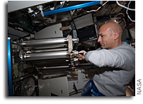 Technology Research on Station Breathes Life into Life Support