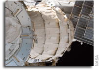 NASA May Extend BEAM's Time on the International Space Station