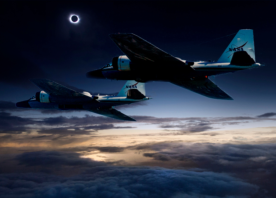 NASA Will Chase the Total Solar Eclipse