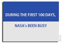 Video: NASA's First 100 Days