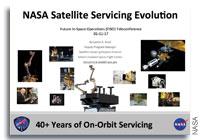 NASA Future In-Space Operations: NASA Satellite Servicing Evolution