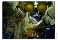 Hatch Open: Expedition 51-52 Crew Welcomed Aboard the International Space Station