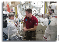 NASA International Space Station On-Orbit Status 12 January 2017