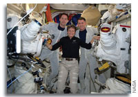 NASA International Space Station On-Orbit Status 16 January 2017