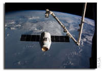 NASA Space Station On-Orbit Status 23 February 2017 - SpaceX Dragon Berthed