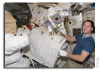NASA Space Station On-Orbit Status 23 March 2017 - 40th U.S. Spacewalk on Tap