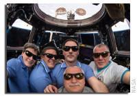 NASA Space Station On-Orbit Status 1 May 2017 - Bone Loss Studies