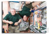 NASA Space Station On-Orbit Status 4 May 2017 - Microgravity Experiments