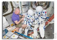 NASA Space Station On-Orbit Status 8 May 2017
