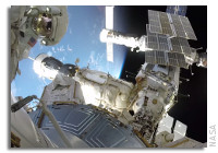 NASA Space Station On-Orbit Status 9 May 2017 - Expedition 51 Crews Preps for Avionics Box Replacement Spacewalk