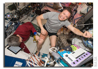 NASA Space Station On-Orbit Status 19 May 2017 - How Living is Space Affects the Brain and Vision