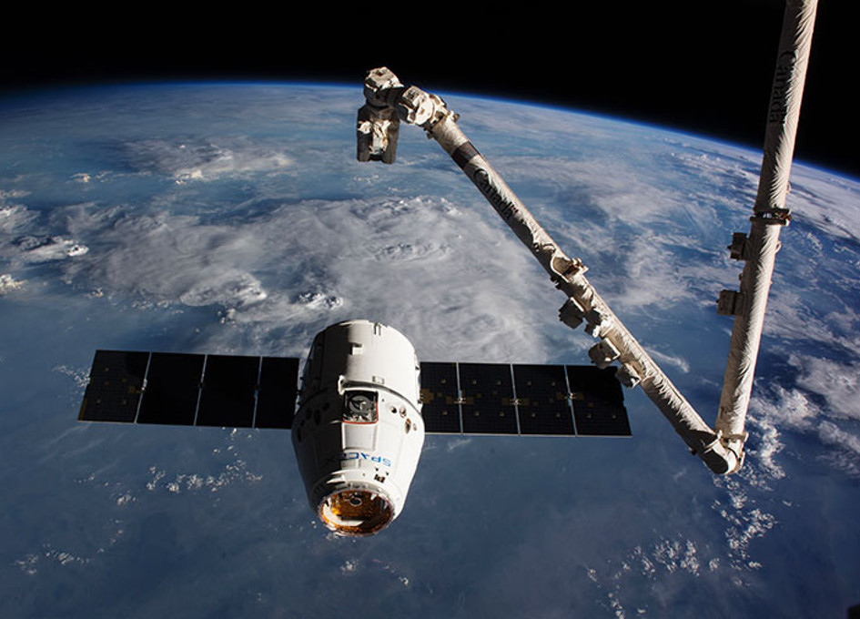 NASA Space Station On-Orbit Status 25 May 2017 - Training for a Dragon Arrival