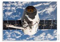 NASA Space Station On-Orbit Status 8 June 2017 - Unpacking Trio of Space Ships