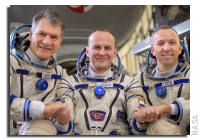 NASA Space Station On-Orbit Status 7 July 2017 - Expedition Crew 52 Preparing for July 28 Launch