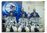 NASA Space Station On-Orbit Status 17 July 2017 - Ongoing Biochem Profile, Repository and Cardio Research