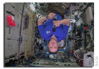 NASA Space Station On-Orbit Status 25 July 2017 - Testing New Health Equipment for Astronauts