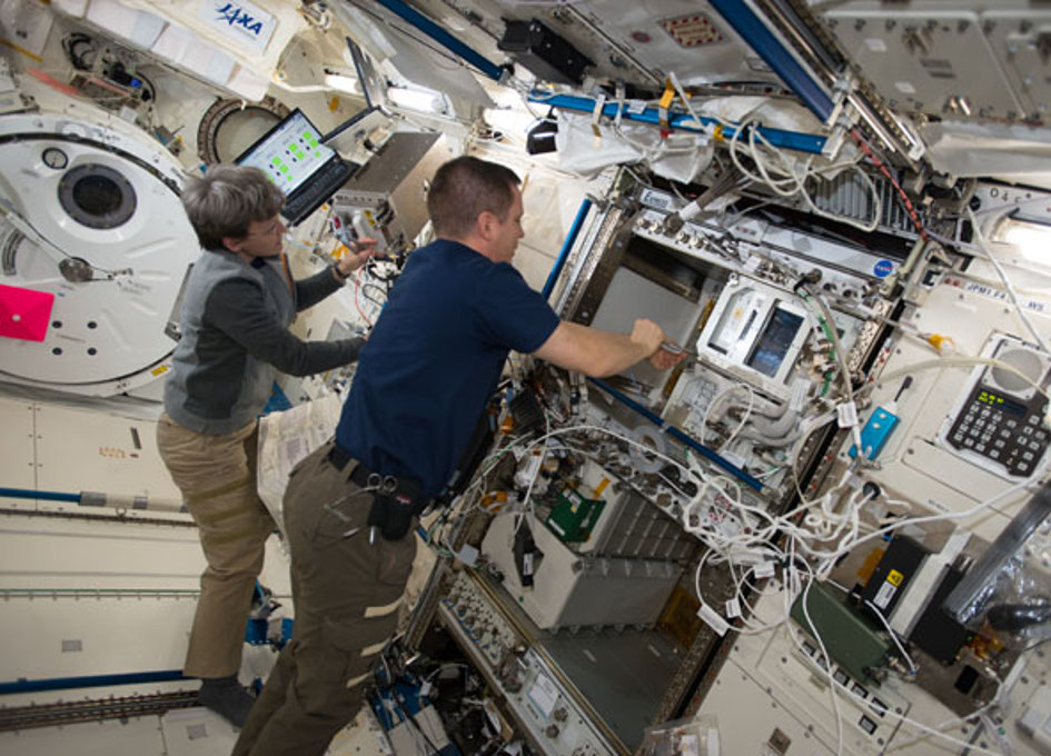 inside international space station 2017 - photo #10