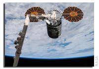 NASA Space Station On-Orbit Status 15 November 2017 - Unloading Cargo From Cygnus