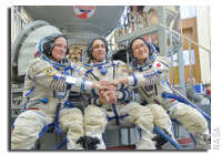 NASA Space Station On-Orbit Status 30 November 2017 - New Expedition 54-55 Crew Prepping for December 14 Launch