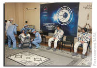 NASA Space Station On-Orbit Status 4 December 2017 -  Three Crew Members Set to Return to Earth December 14