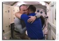 NASA Space Station On-Orbit Status 13 December 2017 - Three Crew Members Heading Home