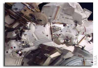 NASA Space Station Spacewalk Update 24 March 2017 - Spacewalkers Successfully Complete Primary Tasks