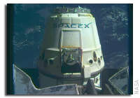 SpaceX Dragon Leaves the ISS