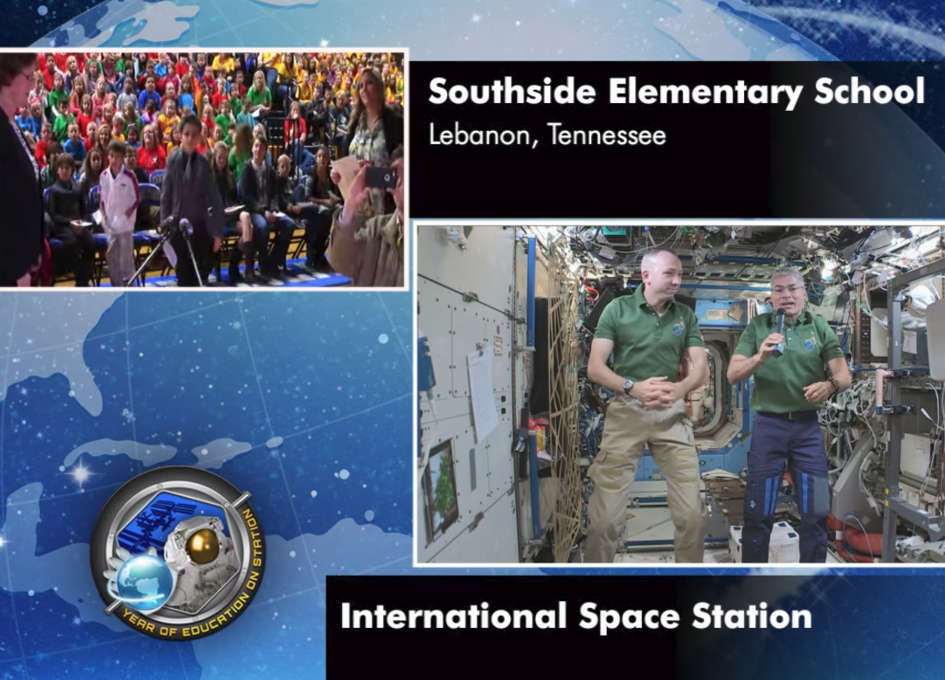 NASA ISS Weekly Space to Ground Report - November 23, 2017