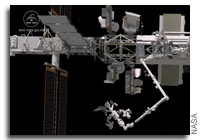 NASA Holds News Briefing to Preview Space Station Spacewalk