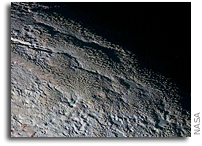 New Insight Into Pluto's Bladed Terrain