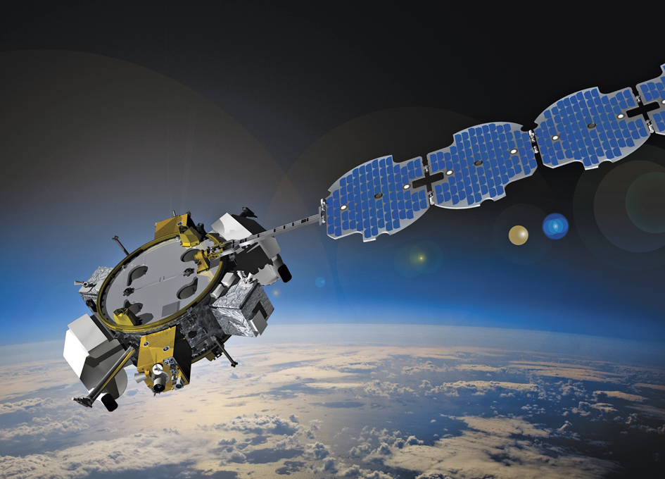 Orbital ATK Announces USAF Contract for Long Duration Propulsive ESPA Spacecraft