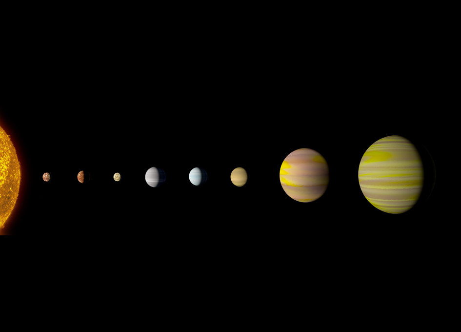 Artificial Intelligence Used to Discover Eighth Planet Circling Kepler-90