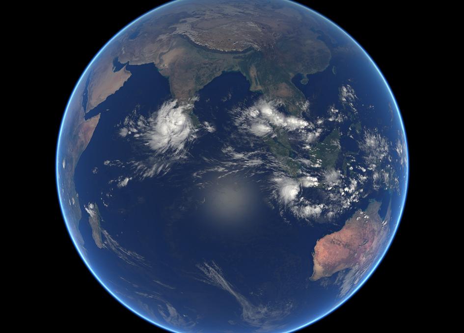 Tropical Cyclones Dahlia and Three