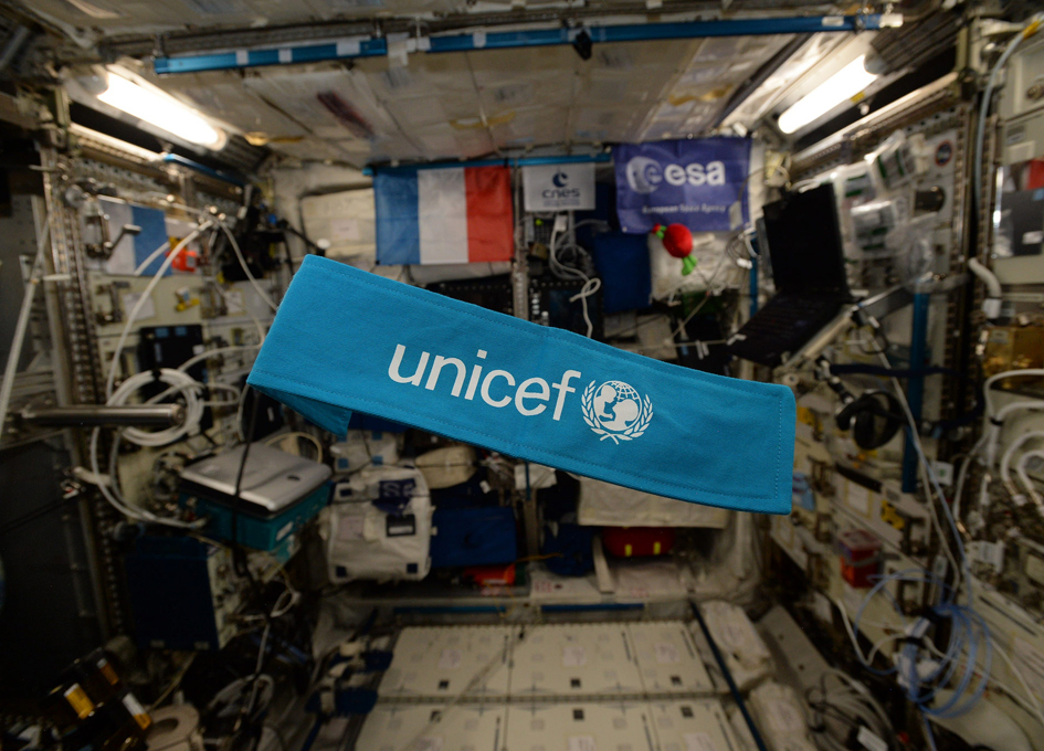 UNICEF On Orbit