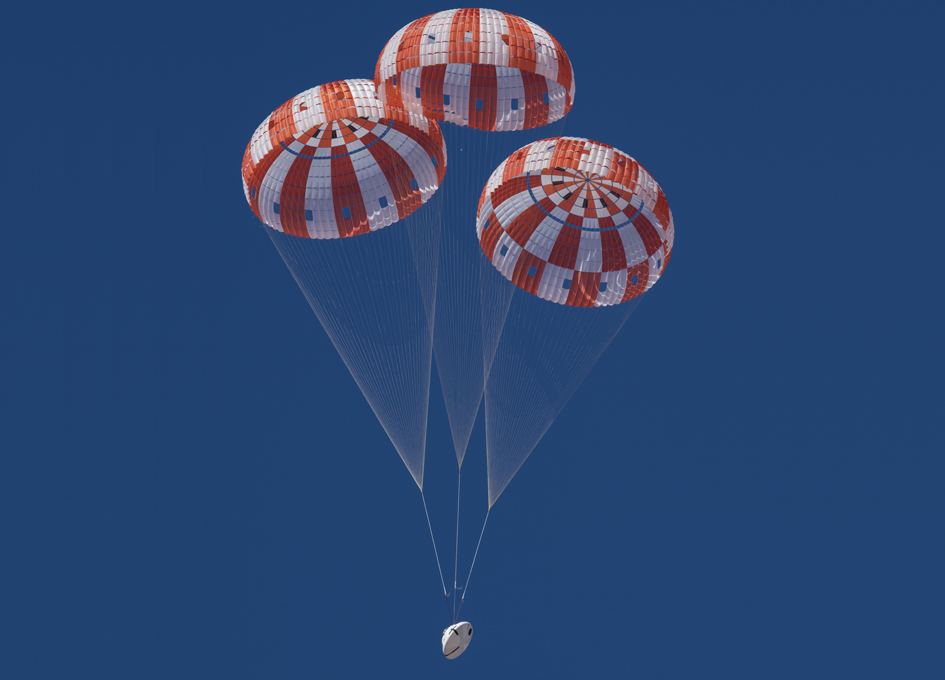 name of nasa parachute - photo #1