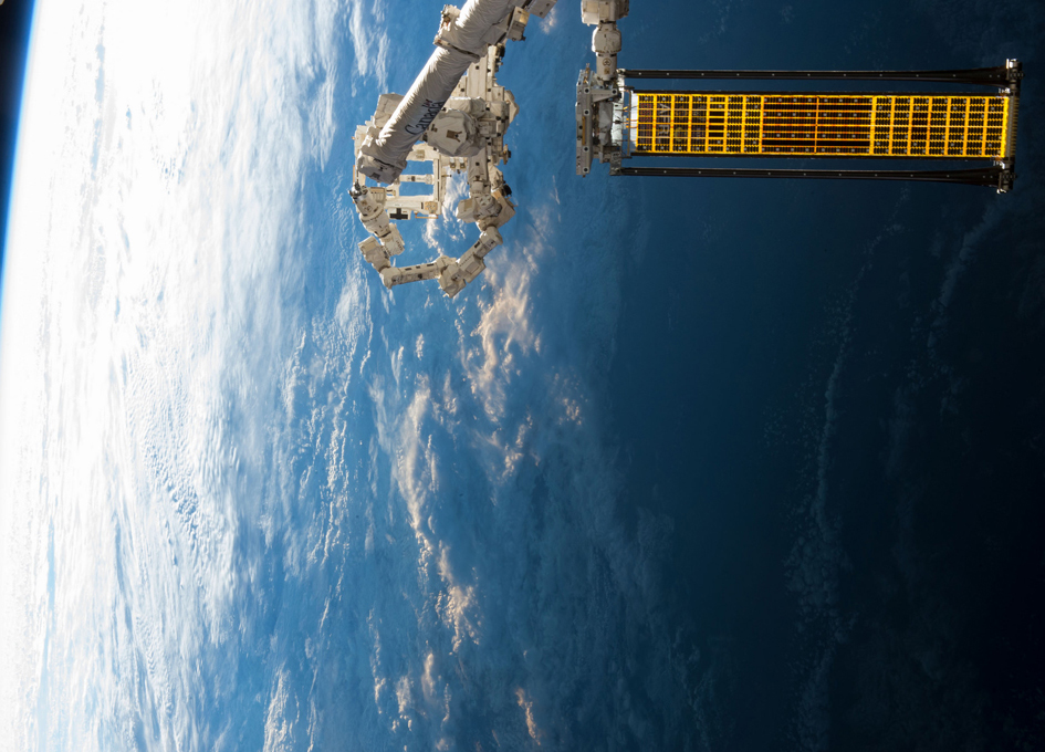 A New Way To Deploy Solar Panels In Space